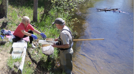 2014 Water Quality and Macroinvertebrate Survey Results