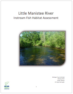 Fish Habitat Report Cover