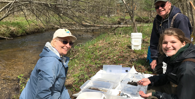 2018 Water Quality and Macroinvertebrate Survey Results
